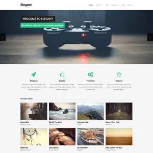 elegant-free-portfolio-wordpress-theme